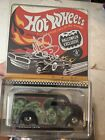 Hot Wheels Scary Dairy Delivery Chrome Hub 338 15500 Autographed By MiQ Willmott