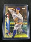2020 Topps Chrome Sapphire Edition Baseball Cards - Updated Checklist 28