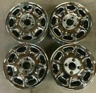 1995 1997 Ford Contour Wheels Rims 14 Inch 4X108 Hollander  3115 Chrome