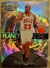 1997-98 Skybox Metal Universe Basketball Cards 17