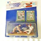 1989 Starting Lineup One on One Gary Carter/Eric Davis Mets/Cubs Free Shipping