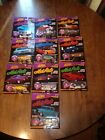 Lot of 10 1997 Johnny Lightning Hot Rods Limited Edition hotwheels matchbox