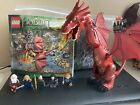 LEGO 79018 Hobbit The Lonely Mountain Complete Includes Smaug No Box