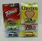 Hot Wheels 2013 Pop Culture General Mills Set Real Riders