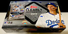 2017 Topps Clearly Authentic Baseball Factory Sealed Hobby Box Auto Acetate Card