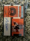 Andy Dalton Cards, Rookie Card Checklist and Autographed Memorabilia Guide 15