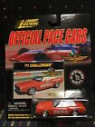 JL Official PACE CARS R1 Indy 500 1971 Dodge Challenger 1999
