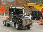1 64 DCP BLACK KENWORTH T880 W 52 SLEEPER