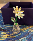 Authentic New in Box Swarovski Flower Daisy AB Crystal 5529233 PWP 2020 Limited
