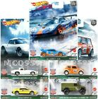 HOT WHEELS 2021 CAR CULTURE BRITISH HORSE POWER COMPLET SET OF 5 CAR PRE ORDER