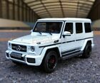 118 Scale Almost Real Mercedes Benz G63 AMG 2015 Metal Diecast Model Car Gift