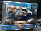 Spin Master MONSTER JAM AUTHENTIC 2020 1 24 WHITE ICE CREAM MAN TRUCK New RARE
