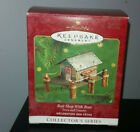 Hallmark Keepsake Ornament Bait Shop with Boat Town & Country Collector Series
