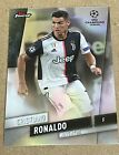 2019-20 Topps Finest Cristiano Ronaldo UEFA Champions League Extended Base SSP