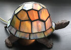 Stain Glass Turtle Tortoise Table Accent Lamp or Night light