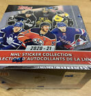 2020-21 Topps NHL Sticker Collection Hockey Cards - Checklist Added 28