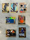 panini gold standard lot of cards 14 49 Jerry Judy auto jersey rookie