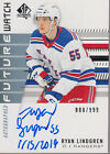 Hockey Card Design Evolution: SP Authentic Future Watch Rookie Card 9