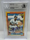 Frank Thomas Rookie Cards and Autograph Memorabilia Guide 53