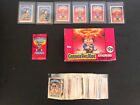 1985 Topps Garbage Pail Kids UK Mini OS 1 Complete Variation Set + Box & Pack