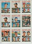 2013 Topps Heritage Near Complete Base Set Including Binder And Pages 420 Cards