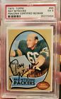 Ray Nitschke Cards, Rookie Card and Autographed Memorabilia Guide 6