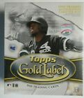 2020 TOPPS GOLD LABEL BASEBALL FACTORY SEALED HOBBY BOX