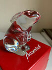 Baccarat Glass Crystal Rabbit