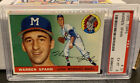 Warren Spahn Cards, Rookie Cards and Autographed Memorabilia Guide 8