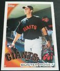 Buster Posey Baseball Cards: Rookie Cards Checklist and Autograph Buying Guide 5