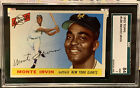 Monte Irvin Cards, Rookie Card and Autographed Memorabilia Guide 22