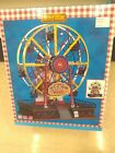 LEMAX - THE GIANT WHEEL FERRIS WHEEL - Train -Carnival -Village SIGHTS & SOUNDS