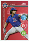 Yu Darvish Autographs Coming Exclusively in Topps Products 6