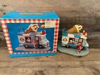 2019 Lemax Frosty's Ice Cream Truck American Village Carnival #93403 IN BOX