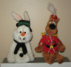 WBSS WARNER BROTHER STUDIO STORE CHRISTMAS BEANIE BUGS SNOWMAN SCOOBY SOLDIER