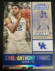 Karl-Anthony Towns, Jahlil Okafor Among Draft Picks Signing Exclusive Deals with Panini 6