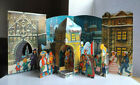 Vojtech Kubasta Christmas Pop Up Bethlehem Prague Czech Nativity Scene 1969