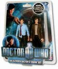 DOCTOR WHO BBC THE ELEVENTH DOCTORS CRASH SET WITH 10TH DOCTOR FIGURE