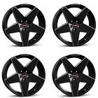 4 Borbet Wheels A neu 85x19 ET45 5x112 SWM for Audi A3 A6 A8 Q2 RS3 S3 S6 TT