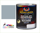 Hok Kd3000 Series Kustom Dts Foundation Surfacersealer - Kd3000 Gray Qt