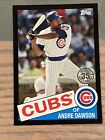 Andre Dawson Awards and Personal Memorabilia Heading to Auction 8
