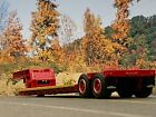1 64 DCP RED RODGERS LOWBOY TRAILER