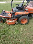 2009 Kubota Zd221 Diesel Zero Turn Mower With Hyd Deck