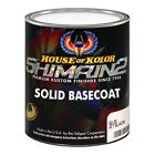 House Of Kolor S2-25 Jet Black Solid Basecoat - Quart