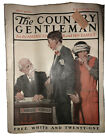 Antique 1923 The Country Gentle Man