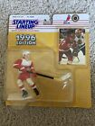 1995 Starting Lineup Sergei Federov Detroit Red Wings Action Figure with Card