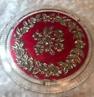 Lovely Glass Decorative Serving Plate