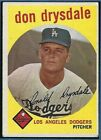 Don Drysdale Cards and Autographed Memorabilia Guide 8
