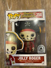 Funko Pop- Pirates of the Caribbean #258- Jolly Roger- Disney Parks Exclusive