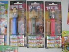 PEZ  NEW SEALED  PIRATES OF THE CARIBBEAN  LOT  OF 3